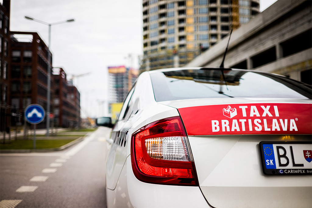 taxi bratislava najlacnejsie cheap