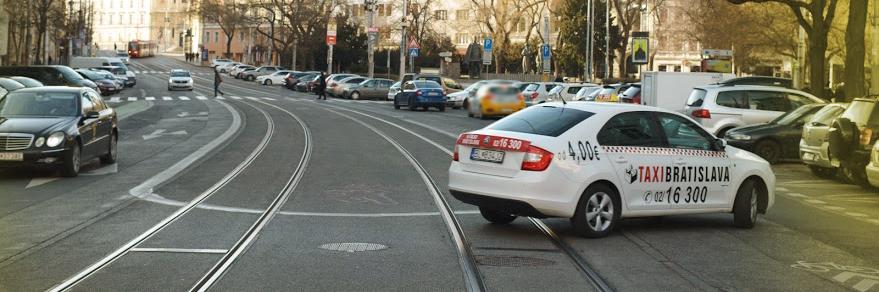 Taxi Bratislava nasobenie cien